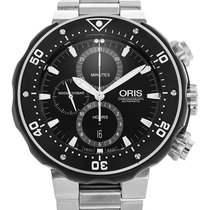Oris Watch ProDiver Chronograph 774 7683 71 54 RS