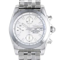 Breitling W1331012/A774-385A Chronomat 38mm in Steel - on...