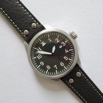 Aristo Beobachter Steel 47mm Black Arabic numerals