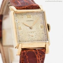 Longines 1947 pre-owned