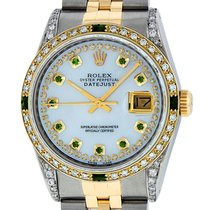 Rolex Datejust 16013 Good Gold/Steel 36mm Automatic United States of America, California, Los Angeles