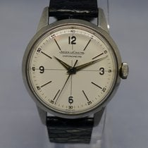 Jaeger-LeCoultre Steel Manual winding Jaeger-Lecoultre E168 Geophysic 1958 pre-owned United States of America, New York, Westchester