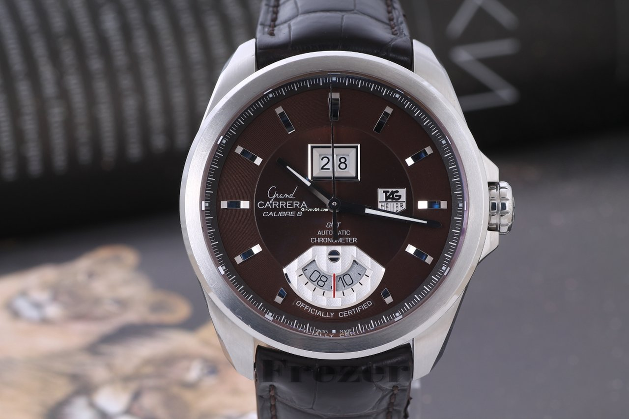 161395c49ea TAG Heuer Grand Carrera - all prices for TAG Heuer Grand Carrera watches on  Chrono24