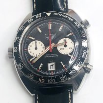 Heuer 1163 Steel 42mm pre-owned United States of America, California, Los Angeles