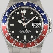 Rolex 16710 Staal 2007 GMT-Master II tweedehands