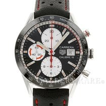 TAG Heuer Carrera Calibre 16 CV201AP.FC6429 New Steel 41mm Automatic
