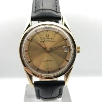 Universal Genève Steel 35mm Automatic pre-owned