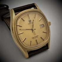 Omega Seamaster 42mm Champagne Geen cijfers