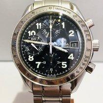 Omega Speedmaster Date Steel Black Arabic numerals
