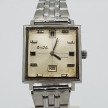 Enicar Steel Automatic 2334 pre-owned