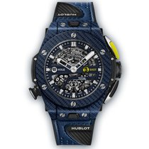 Hublot Carbon 45mm Automatic 416.YL.5120.VR new