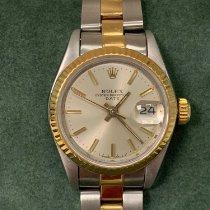 Rolex Lady-Datejust Goud/Staal 26mm Geen cijfers