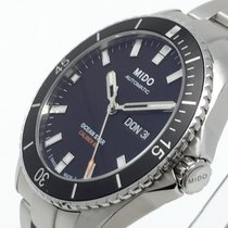 Mido Steel 42.5mm Automatic M026.430.11.051.00 pre-owned