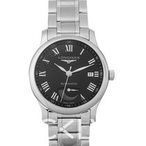 Longines L27084516 Steel Master Collection 38.50mm new