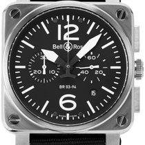 Bell & Ross BR0394-HERITAGE 2008 pre-owned