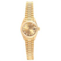 Rolex 69178 Yellow gold 1991 Lady-Datejust 26mm pre-owned United States of America, Georgia, Atlanta