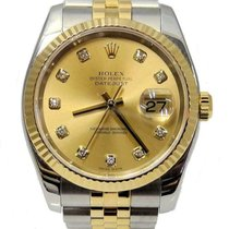 Rolex Datejust 116233 2010 pre-owned