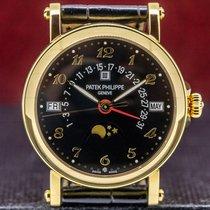 Patek Philippe Perpetual Calendar Yellow gold 36mm Black Arabic numerals United States of America, Massachusetts, Boston