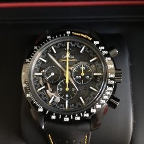 Omega 311.92.44.30.01.001 Carbon 2019 Speedmaster Professional Moonwatch 44.25mm pre-owned