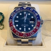 Rolex GMT-Master II 116719BLRO 2017 pre-owned
