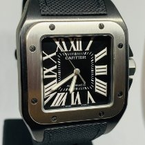 Cartier Titane 38mm Remontage automatique 2656 occasion