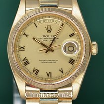 Rolex Day-Date 36 Κίτρινο χρυσό 36mm Χρυσό Xωρίς ψηφία Ελλάδα, Athens