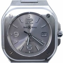 Bell & Ross BR 05 Steel 40mm Grey No numerals United States of America, Florida, Naples
