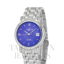 Ulysse Nardin San Marco Steel 37mm Blue Roman numerals United States of America, New York, Hartsdale