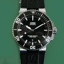 Oris Divers pre-owned 43mm Date Rubber