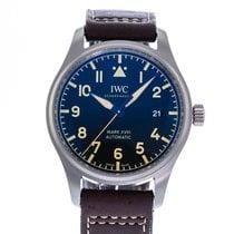 IWC Pilot Mark Titânio 40mm Preto