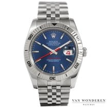 Rolex Datejust Turn-O-Graph Staal 36mm Blauw Nederland, Purmerend