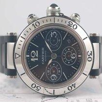 Cartier Watch Pasha Seatimer Chronograph W31088U2