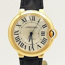 Cartier Ballon Bleu 18k Rose Gold Automatic W6900456 37mm