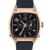 Oris Rose Gold Frank Sinatra Worldtimer Limited Edition