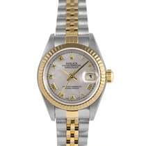 Rolex Datejust Lady Bimetal, Original Mother of Pearl 79173,...