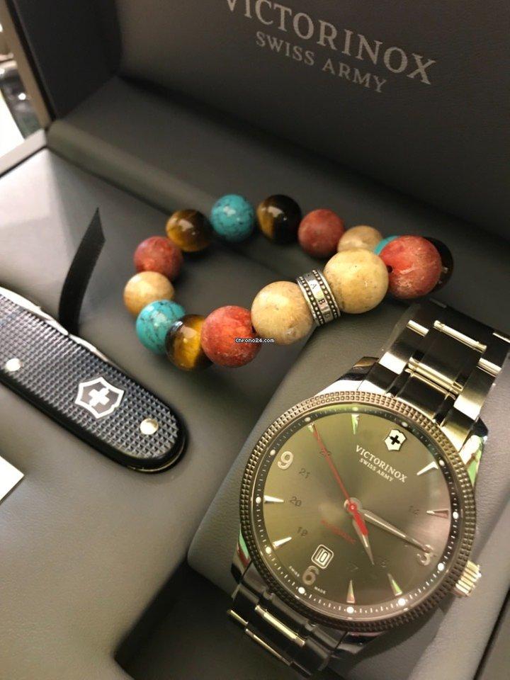 di Army Swiss Tutti prezzi Victorinox i orologi Chrono24 Orologi Army Victorinox Swiss su 8nNm0w