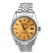 Rolex Pre-owned Vintage 36mm Datejust Rolex Watch Style 16030