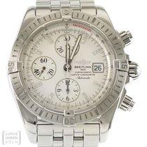 Breitling Chronomat Evolution Stahl 44mm Silber Deutschland, Weißenbrunn