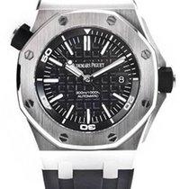 Audemars Piguet Offshore Diver 15703ST.OO.A002CA.01 Stainless...