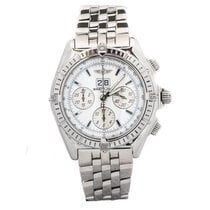 Breitling Crosswind Windrider A44355 Stainless Steel Automatic...