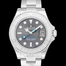 Rolex Yacht-Master 37 Platinum 37mm Grey United States of America, California, San Mateo