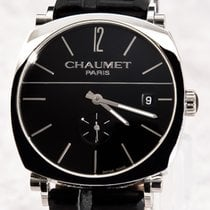 Chaumet 35mm Automatic pre-owned Dandy Black