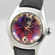 Corum Bubble LUCIFER LIMITED XL Steel 45mm Automatic