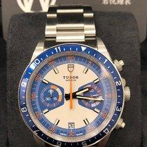 帝陀 Heritage Chrono Blue 70330B