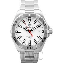 TAG Heuer Aquaracer 300M 41mm White