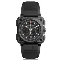 Bell & Ross BR-X1 Carbon 45mm Negru