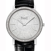 Piaget G0A36128 White gold 2019 Altiplano 34mm new United States of America, New York, New York