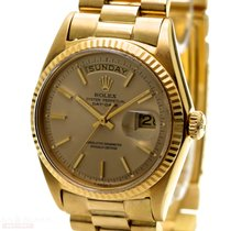 Rolex Day-Date Vintage Ref-1803 18K Yellow Gold Bj-1971