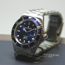 Revue Thommen Steel 42mm Automatic 17571.2128 new