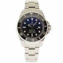 Rolex Sea-Dweller Deepsea Stål 44mm